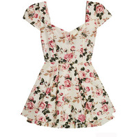 Bonne Chance Collections Secret Garden Bow Back Dress