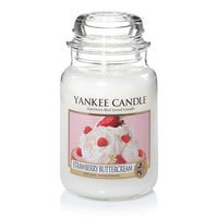 Strawberry Buttercream : Large Jar Candles : Yankee Candle