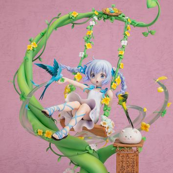 Chino - Flower Swing - 1/7th Scale Figure - Is the Order a Rabbit?? (Pre-order)
