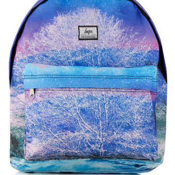 Hype 'Tree Winter' Backpack*