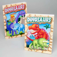 Coloring and Activity Book - Dinosaur Case Pack 24