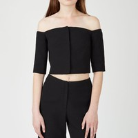 Sen Wye Lena Splash Double Crepe Top - WOMEN - JUST IN - Sen Wye - OPENING CEREMONY