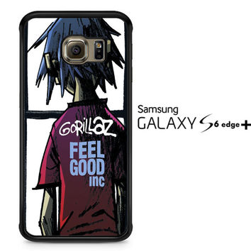 Gorillaz feel good inc A1574 Samsung Galaxy S6 Edge Plus Case