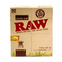 Raw Organic King Size Slim Papers