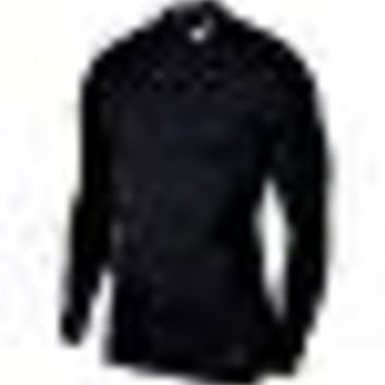 Nike Men's Cool Compression Mock Long Sleeve Shirt
