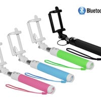 Self Portrait Handheld Selfie Stick Monopod - Bluetooth