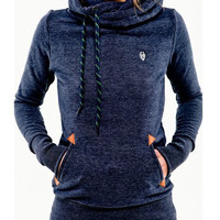 Hoodies Hats Casual Jacket [9036967884]