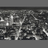 From the Empire State Building, mural wallpaper, 8 part: 117 | City mural wallpaper