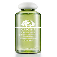 Origins A Perfect World™ Age Defense Treatment Lotion with White