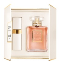 COCO MADEMOISELLE EAU DE PARFUM SPRAY AND REFILLABLE SPRAY (1 pce) - COCO MADEMOISELLE - Chanel Fragrance
