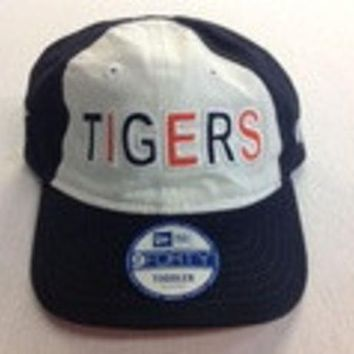 ESBON MLB Detroit Tigers Toddler Cutest Fan Hat-Navy