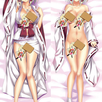 New  Original character InaKon Inari Anime Dakimakura Japanese Pillow Cover MGF 6053