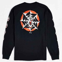 OBEY Spider Finger Long-Sleeve Tee