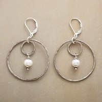 Moon's Orbit Earrings