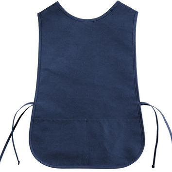 christine c2 cotton twill cobbler apron [navy] Case of 72