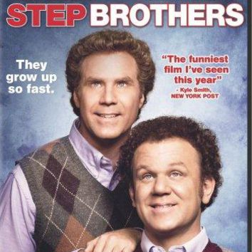 STEP BROTHERS (THEATRICAL WIDESC