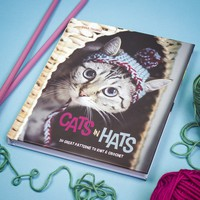 CATS IN HATS - HOW TO KNIT AND CROCHET