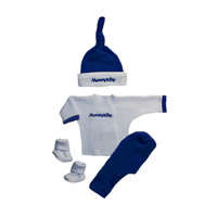 Mommy's Boy 4 Piece Baby Clothing Outfit