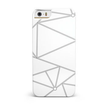Simple Connect iPhone 5/5S/SE INK-Fuzed Case