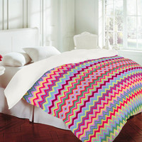 DENY Designs Home Accessories | Amy Sia Chevron 1 Duvet Cover