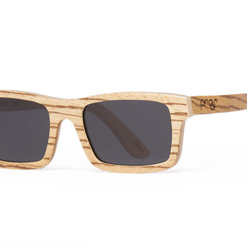 Proof - Boise Lacewood Sunglasses, Polarized Lenses