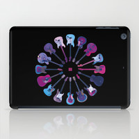 Music Circle iPad Case by Matt Irving