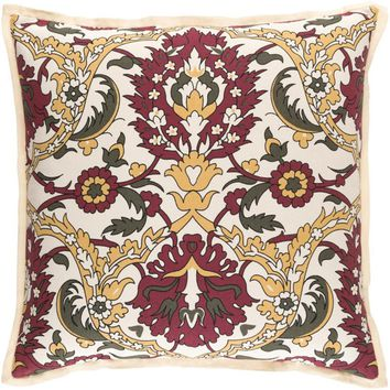 Surya Vincent Print Throw Pillows