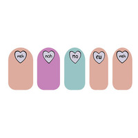 Yeah, Whatever - Nail Wraps (Set of 22)