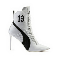 HIGH HEEL LEATHER SNEAKER, buy it @ www.puma.com