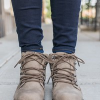 Waterfall Hiking Boot - Taupe