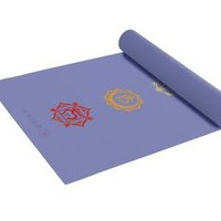 Chakra Print Yoga Mat (3mm) - Yoga Mats - Gaiam