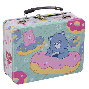 Care Bears Large Tin Tote