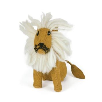 Soft Lion Doorstop (Set of 2)