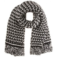 mytheresa.com -  WOOL AND ANGORA-BLEND SCARF - Luxury Fashion for Women / Designer clothing, shoes, bags