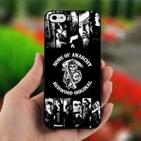 Sons Of Anarchy Redwood Original - Photo on Hard Cover For iPhone 5