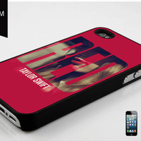 red taylor swift Custom Case for iPhone 4 case. iPhone 5 case and Samsung galaxy s3