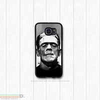 Frankenstein's Monster, Custom Phone Case for Galaxy S4, S5, S6