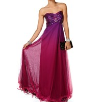 Sale-ellina-long Prom Gown
