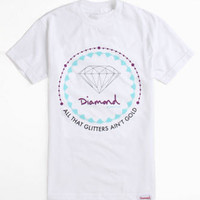 Diamond Supply Co Ain't Gold Tee at PacSun.com