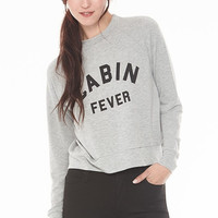 Cabin Fever Crew Neck Sweatshirt
