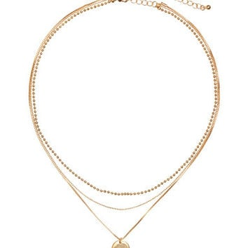 H&M Triple-strand Necklace $9.99