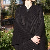 Fleece Poncho by Design House Stockholm