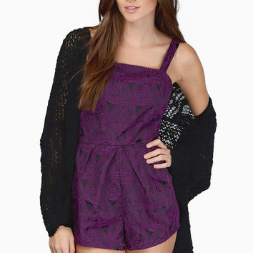 Out Till Dawn Romper