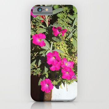 Magenta iPhone & iPod Case by Jessica Ivy