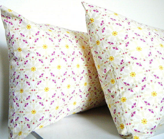 Long Bolster Pillow Decorative Pillows from CityGirlsDecor on