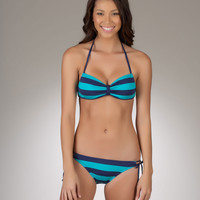 Sweetheart Bikini Top | Buy Splendid Swimwear | Stripe Bathing Suits