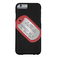 Army Girlfriend IPHONE 6 CASE