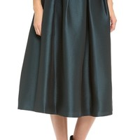 Simona Jacquard Full Skirt