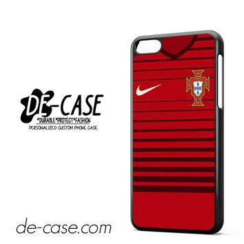 Portugal Soccer Jersey DEAL-8875 Apple Phonecase Cover For Iphone 5C