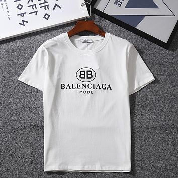 Boys & Men Balenciaga Fashion Casual Tunic Shirt Top Blouse